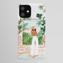 Peaceful Morocco II iPhone Case