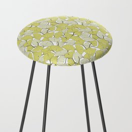 ginkgo leaves (special edition) Counter Stool