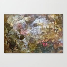 Visions of time. Canvas Print
