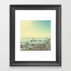 Zensual Framed Art Print