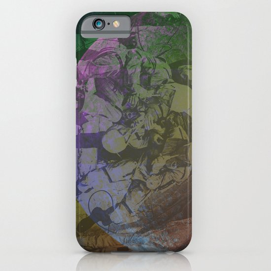 Requirements in the Space iPhone & iPod Case