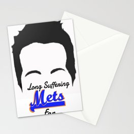 Long Suffering Mets Fan Stationery Cards