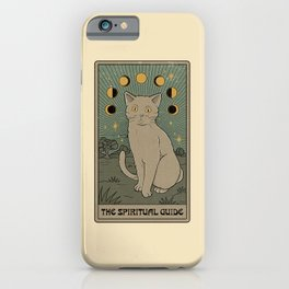 The Spiritual Guide iPhone Case
