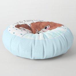 Sad Kids Club Floor Pillow