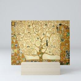 The Tree of Life by Gustav Klimt Mini Art Print