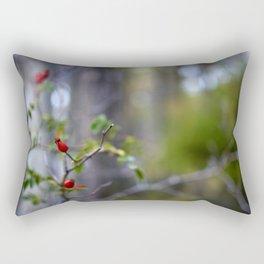 """""""Forest dreams"""". Autumn bokeh Rectangular Pillow"""