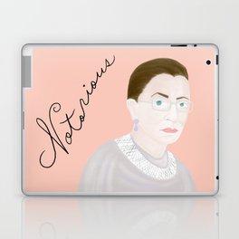 Notorious RBG RuthBaderGinsburg Laptop & iPad Skin