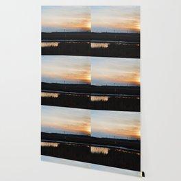 Blazing Highway Wallpaper