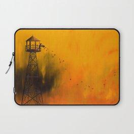 Autumn Tower Laptop Sleeve