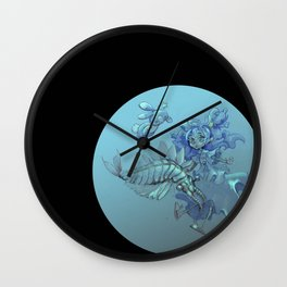 Cambrian cuties Wall Clock
