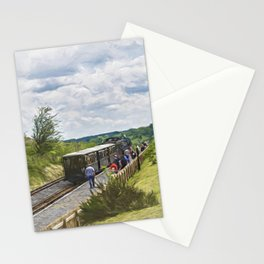The Brecon Mountain Railway Stationery Cards