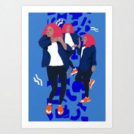 _1_ Art Print