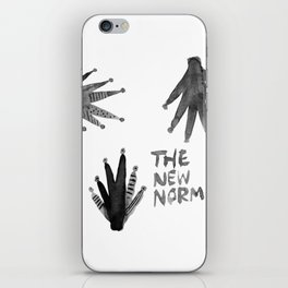 The New Normal iPhone Skin
