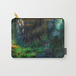 The Ancient Swamp Carry-All Pouch