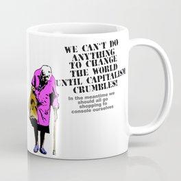 Shop On Coffee Mug