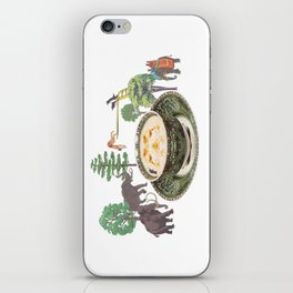 Soup iPhone Skin