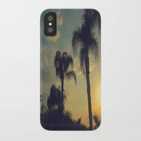 florida iPhone & iPod Cases featuring Florida by Jillian Stanton