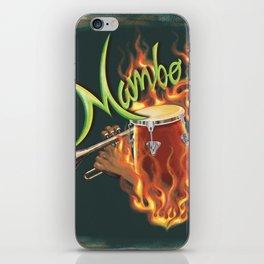 Mambo iPhone Skin
