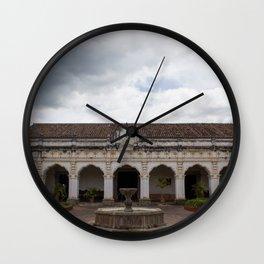 San Carlos Wall Clock