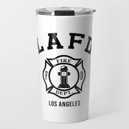 Firefighters LA Travel Mug