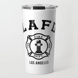 Firefighters LA Travel Mug