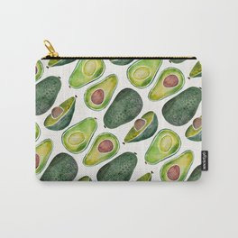 Avocado Slices Carry-All Pouch