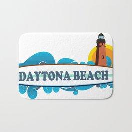 Daytona Beach - Florida Bath Mat