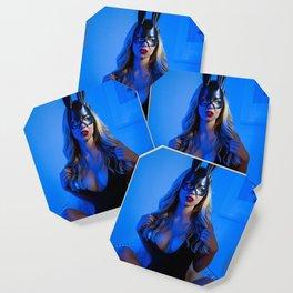 Hannah Bunny, Blue Coaster