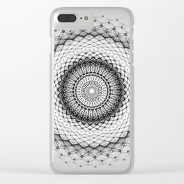Scale Bound Clear iPhone Case