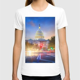 DC 01 - USA T-shirt