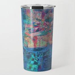Chalk Doll Travel Mug