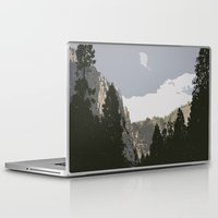 yosemite Laptop & iPad Skins featuring Yosemite by Amanda Bates