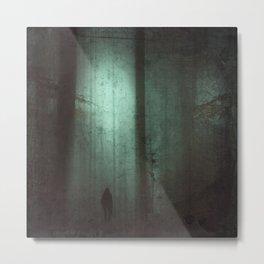 Schattenwelt - World of Shadows Metal Print
