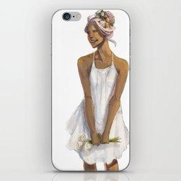 Flower Crowned | Allura iPhone Skin