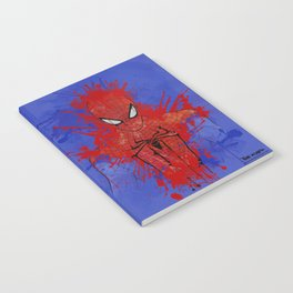 The Amazing Spiderman Notebook