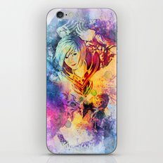 Aos Si iPhone & iPod Skin