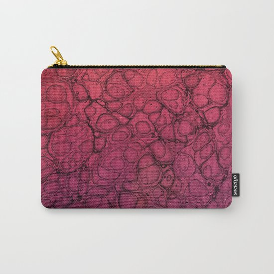 Pink Pattern 56 Carry-All Pouch