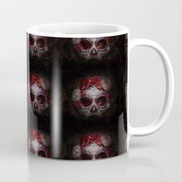 Thousands of skulls Coffee Mug