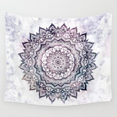 JEWEL MANDALA Wall Tapestry