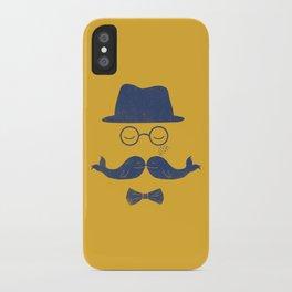Joyful Whales iPhone Case