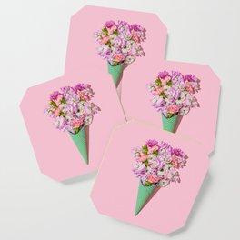 Flower Flurry I Coaster