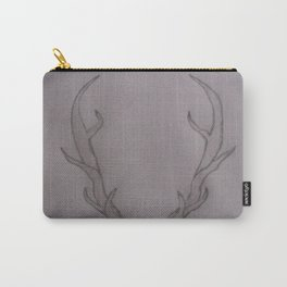 Hannibal Ravenstag Antlers Carry-All Pouch