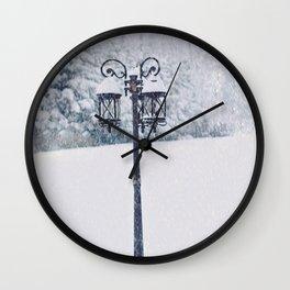 Welcome to Narnia Wall Clock