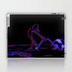 Confined Space - 3D Variant Laptop & iPad Skin