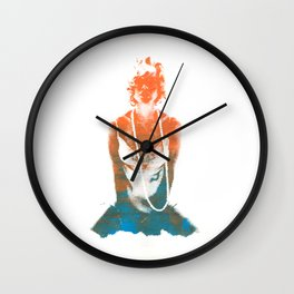 Skin Deep Series 3 Wall Clock