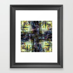 Inkling aura delineation aspect recurs almost lately. Framed Art Print