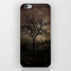 Lights in the Dark iPhone & iPod Skin