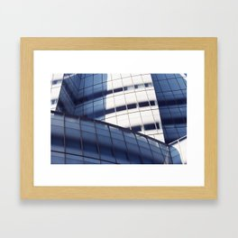 IAC Framed Art Print