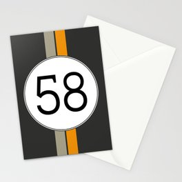 Rally 58 Stationery Cards