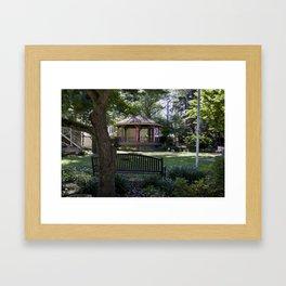 Quaint Framed Art Print